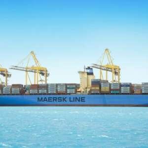 """ميناء الملك عبد الله يحتفل باستقبال أول سفن وحاويات شركة """"ميرسك لاين"""" أكبر شركة للنقل البحري التجاري في العالم"""
