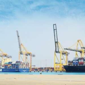 الدراسة شملت اكثر من  600 ميناء دولي ميناء الملك عبدالله ضمن أكبر 100 ميناء حاويات في العالم  حميدالدين: تصنيف ألفا لاينر يؤكد المكانة المتميزة للمملكة في صناعة النقل البحري