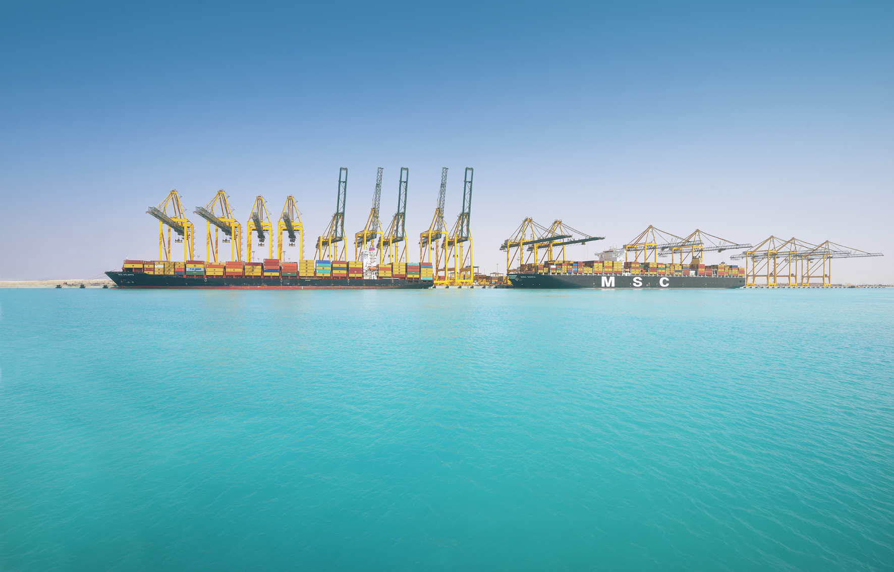King Abdullah Port Ranked Second Fastest Growing Port In The World ...