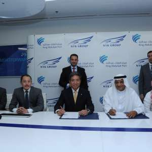 Serving investors in the automotive sector at KAEC's Industrial Valley