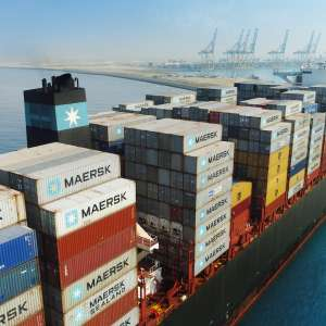 KING ABDULLAH PORT IS THE EIGHTH FASTEST GROWING PORT IN THE WORLD AND THE SECOND LARGEST IN SAUDI ARABIA