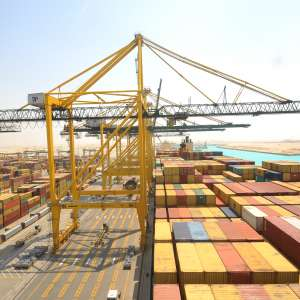 ارتفاع الطاقة الإنتاجية في ميناء الملك عبدالله بنسبة 14% في النصف الأول من العام 2017 حميدالدين: نتائج النصف الأول تؤكد نجاحات وإنجازات ميناء الملك عبدالله