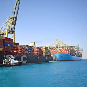 KING ABDULLAH PORT RECEIVING CONTAINERS WITH FOOD, DRUG AND MEDICAL DEVICES TO MEET KINGDOM'S NEEDS DURING COVID-19 FIGHT