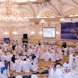 KING ABDULLAH PORT CELEBRATES RAMADAN HOSTING IFTAR FOR OPERATING PARTNERS AND PARTICIPATING SECTORS Hameedadin speaks of King Abdullah Port's dedication to advancing the tenets of Vision 2030