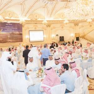 ميناء الملك عبد الله يقيم حفل إفطار لكافة القطاعات العاملة بالميناء