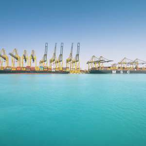 """KING ABDULLAH PORT CEO: """"LOGISTICALLY-ADVANCED COUNTRIES HAVE RELIED ON THE CONCEPT OF FREE ZONES"""""""