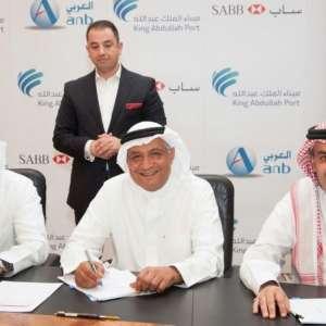 ميناء الملك عبدالله يوقع اتفاقية تمويل بمليار ريال