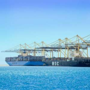 Fourth berth at King Abdullah Port handed over to Support Growing Import and Export Activities