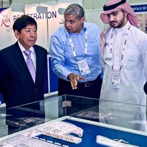 ميناء الملك عبدالله يؤكد على مكانة المملكة كمركز لوجستي عالمي في مؤتمر ومعرض Sea Asia 2017 في سنغافورة