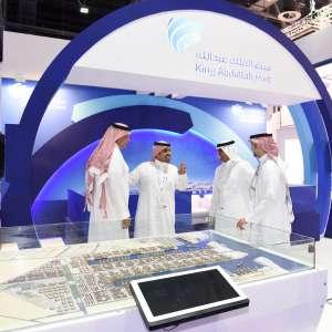ميناء الملك عبدالله يرعى معرض Seatrade Maritime الشرق الأوسط البحري