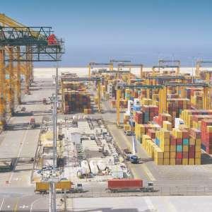 في الذكرى الأولى لإعلان رؤية 2030 ميناء الملك عبدالله يسير بخطى متسارعة للإسهام في تجسيد رؤية 2030 وتحويل المملكة إلى مركز لوجستي عالمي