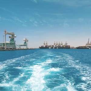 ريان قطب: ميناء الملك عبدالله يحقق ارتفاعاً بنسبة 45% في عدد مناولات الحاويات