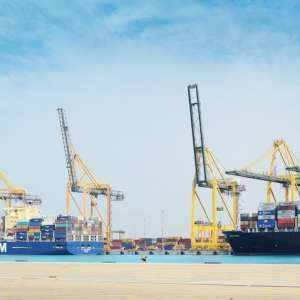In a study of more than 600 international ports King Abdullah Port Joins World's 100 Biggest Container Ports Hameedadin: Alphaliner ranking consolidates Kingdom's maritime status